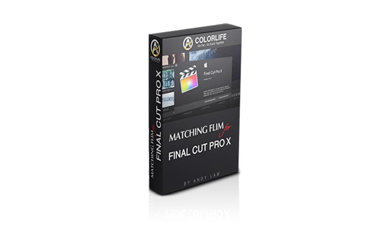 FINAL CUT PRO X - MATCHING FILM